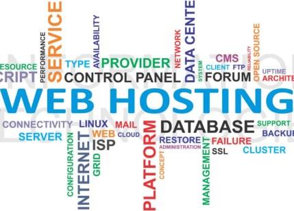 kelengkapan fitur hosting