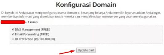 cara konfigurasi domain di jagoweb.com