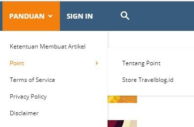 Fitur User di Travelblog.ID Yang Jelas dan Lengkap