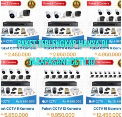 Pilihan Jasa Pasang Camera CCTV Terpercaya dan Berkualitas