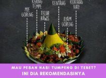 Ini Dia Rekomendasi Pesan Nasi Tumpeng di Tebet Jakarta Selatan