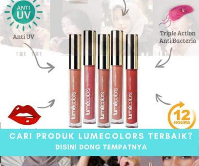 Cari Produk Lumecolors? Kunjungi Indofashionline.com Saja!