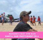 Mudah Banget, Cara Membuat Efek Blur Pada Photoshop CS6