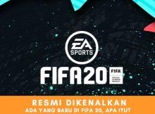 Resmi Diperkenalkan, FIFA 20 Hadir Dengan Fitur Volta Mode, Apa Itu?