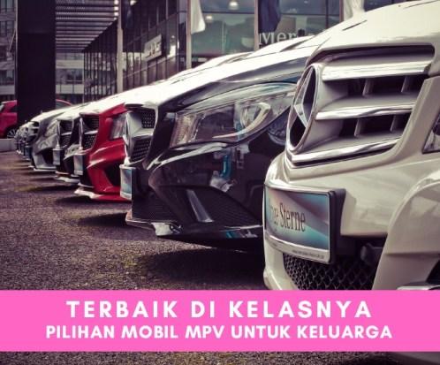 3 Jenis Mobil MPV Murah dan Terbaik