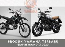 3 Produk Yamaha Terbaru Siap Bersaing di Tahun 2020