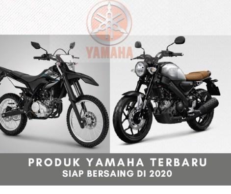 Produk Yamaha Terbaru