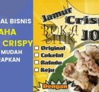 ContohProposal Usaha Jamur Crispy yang mudah diterapkan