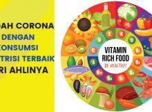 6 Nutrisi Terbaik Untuk Tingkatkan Imunitas Tubuh Demi Cegah Virus Corona