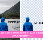Tanpa Login! Cara Menghapus Background Foto Secara Online, Dijamin Berhasil